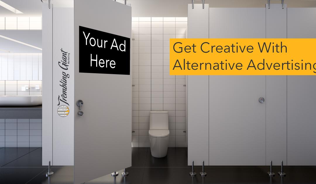 alternative advertising