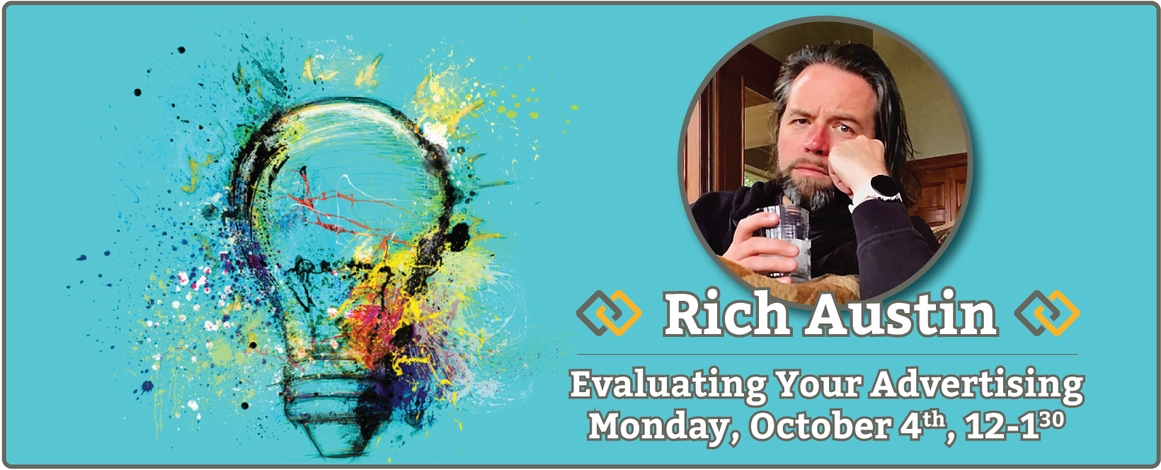 Carroll Business Network October 4th 2021 Featuring Rich Austin