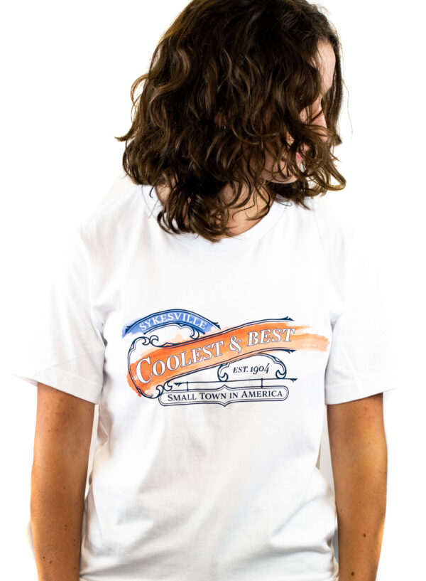 coolest and best small town t-shirt 2