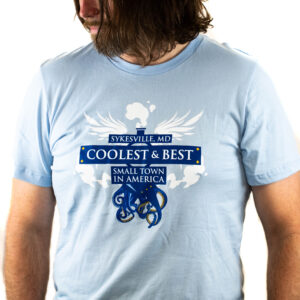 coolest and best small town t-shirt 3